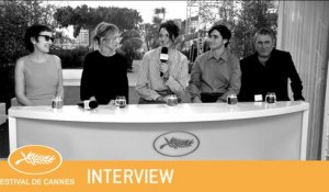 LAZZARO FELICE - CANNES 2018 - INTERVIEW - EV