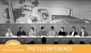 LAZZARO FELICE - CANNES 2018 - PRESS CONFERENCE - EV