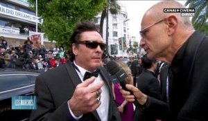 Michael Madsen sur son film Trunk - Cannes 2018