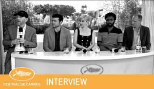SOLO : A STAR WARS STORY - CANNES 2018 - INTERVIEW - EV