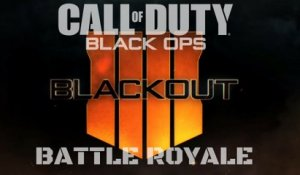 Trailer - Call of Duty Battle Royale - Le mode Blackout de Black Ops 4