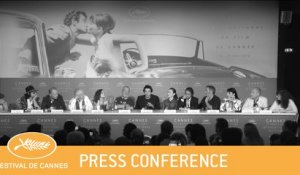 DON QUIXOTTE - CANNES 2018 - PRESS CONFERENCE -EV