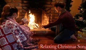 VA - Christmas Background for a relaxing fireplace - Relaxing Christmas Songs