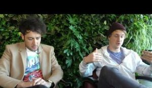The Wombats interview - Matthew and Dan (part 2)