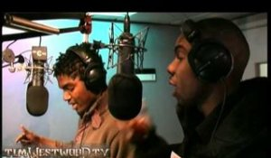 Dot Rotten & Mega 12 freestyle Part 1 - Westwood
