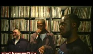 Ghetts Devlin & crew freestyle Part 3 - Westwood Crib Session