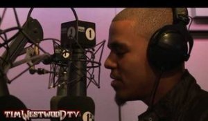J Cole interview - Westwood
