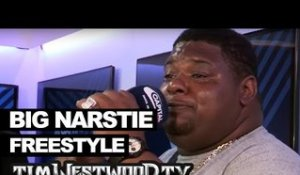 Big Narstie Game of Thrones Freestyle at Wireless - Westwood