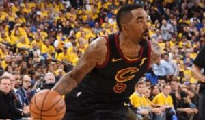 Assist of the Night: JR Smith