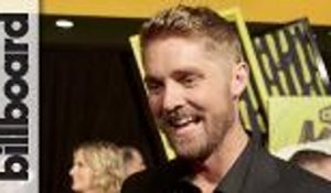 Brett Young Discusses 'Mercy' Video, Carrie Underwood, His 'Idol' Gavin DeGraw,  | CMT Awards 2018