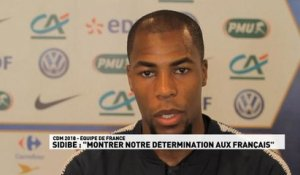 Mondial 2018 - France : L'interview de Djibril Sidibé