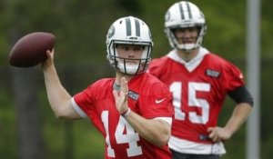 Isaiah Crowell: McCown's 'knowledge of the game' will be instrumental for Darnold
