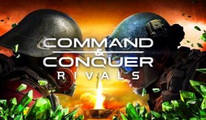 COMMAND AND CONQUER RIVALS Gameplay