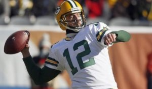 The NFC North's best: It's still Aaron Rodgers
