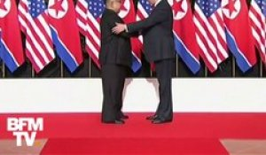 5 moments à retenir de la rencontre Trump-Kim