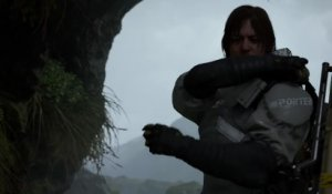 Trailer - Death Stranding - L'univers de Kojima et Normal Reedus, avec un peu de gameplay