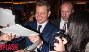 Matt Damon's Ocean's 8 cameo cut from final edit