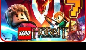LEGO The Hobbit Walkthrough Part 7 (PS4, PS3, X360) Goblin-town