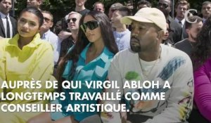 PHOTOS. Kanye West fond en larmes au défilé Louis Vuitton à Paris