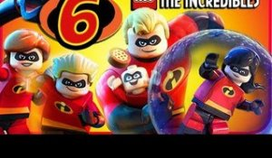 LEGO The Incredibles Walkthrough Part 6 (PS4, Switch, XB1) No Commentary Co-op