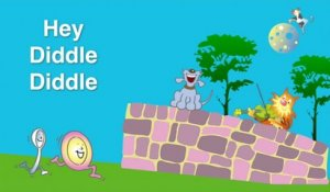 Kidzone - Hey Diddle Diddle