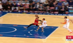 Dunk of the Night: Damian Lillard