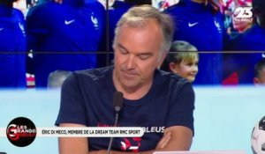 Le Grand Oral d'Éric Di Meco, membre de la Dream Team RMC Sport - 06/07