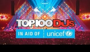 Win! The Ultimate Top 100 DJs VIP Experience | in aid of UNICEF