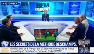Coupe du monde 2018: les secrets de la méthode Deschamps