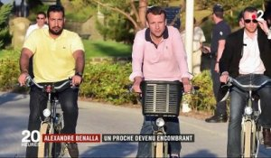 Affaire Benalla : un proche devenu encombrant