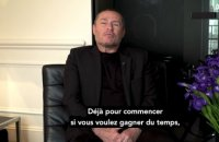 L'interview de Tom Pecheux, make-up artist Yves Saint Laurent