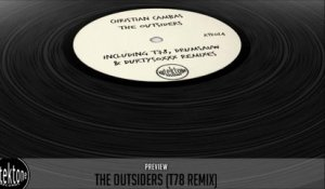 Christian Cambas - The Outsiders (T78 Remix) - Official Preview (ATK024)
