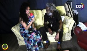 "D24TV: ""Reggae Reasoning"" con MAX ROMEO"