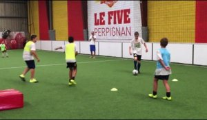 JEU A THEMES - ASPTG STAGE FOOT - FIVE PERPIGNAN - 07.08.2018 - N°9