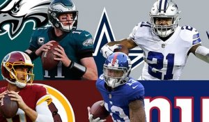 Expert record predictions for every NFC East team