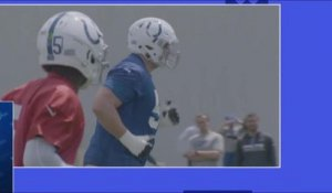 Kyle Brandt: Quenton Nelson is 'quietly living up to the hype'