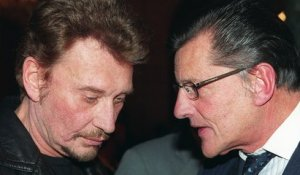 "Johnny Hallyday : son album est ""un message d'amour à Laeticia"", confie Jean-Claude Camus"