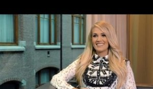 Carrie Underwood interview (part 1)