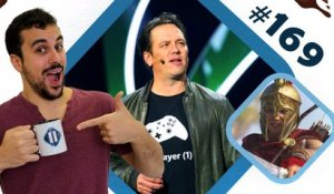 XBOX ONE & Microsoft : Phil Spencer met le paquet ! | PAUSE CAFAY #169