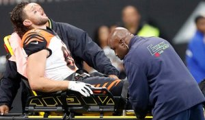 Rapoport: Tyler Eifert lost for the season with broken ankle