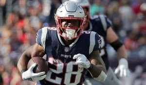 Adams: James White has made up for absences of Lewis, Amendola and Edelman