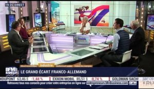 Les insiders (2/3): Industrie, le grand écart franco-allemand - 04/10
