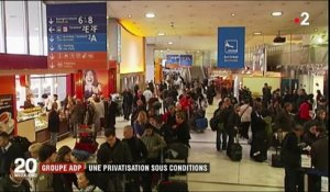 Aéroports de Paris : vers une privatisation du groupe ADP sous conditions