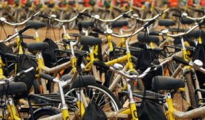 Tour de France x Qhubeka: Bicycles Change Lives