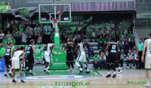 BCL Tour Qualificatif - ACTION REPLAY #4 : Nanterre 92 vs Karhu Basket