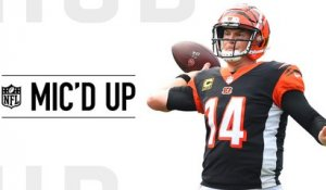 Mic'd Up: Dalton wired for sound for epic comeback | Week 5