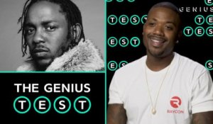 Ray J Takes The West Coast Hip-Hop Quiz | The Genius Test