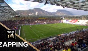 TOP 14 - Le Zapping de la J09- Saison 2018-2019