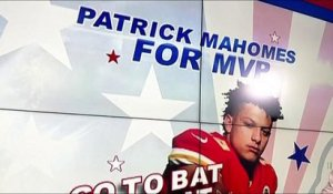 Peter Schrager says Patrick Mahomes is the MVP