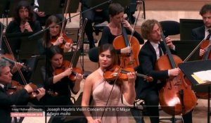 Concours Long-Thibaud-Crespin 2018, finale Concerto : Diana Tishchenko